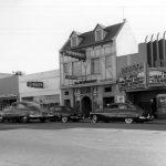 Margo Theater in the 50's Normandy next door sm