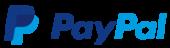 PayPal logo trans 200